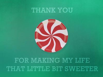 Thank you by Chloe Kirton