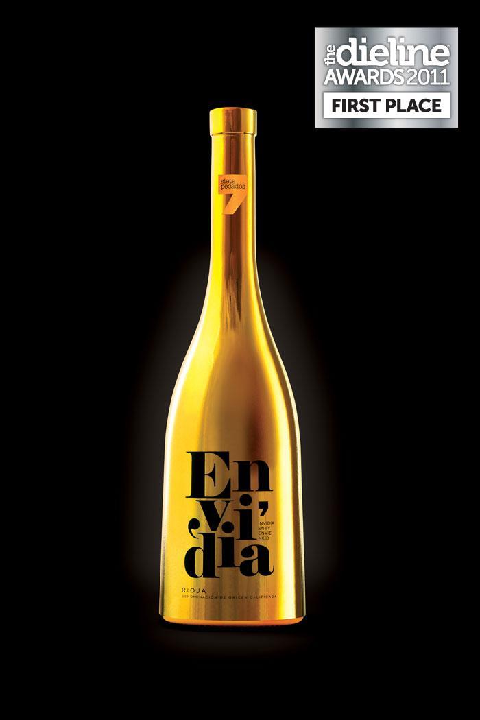 The Dieline Awards 2011: First Place - Siete Pecados: Seven DeadlySins - The Dieline: The World's #1 Package Design Website -