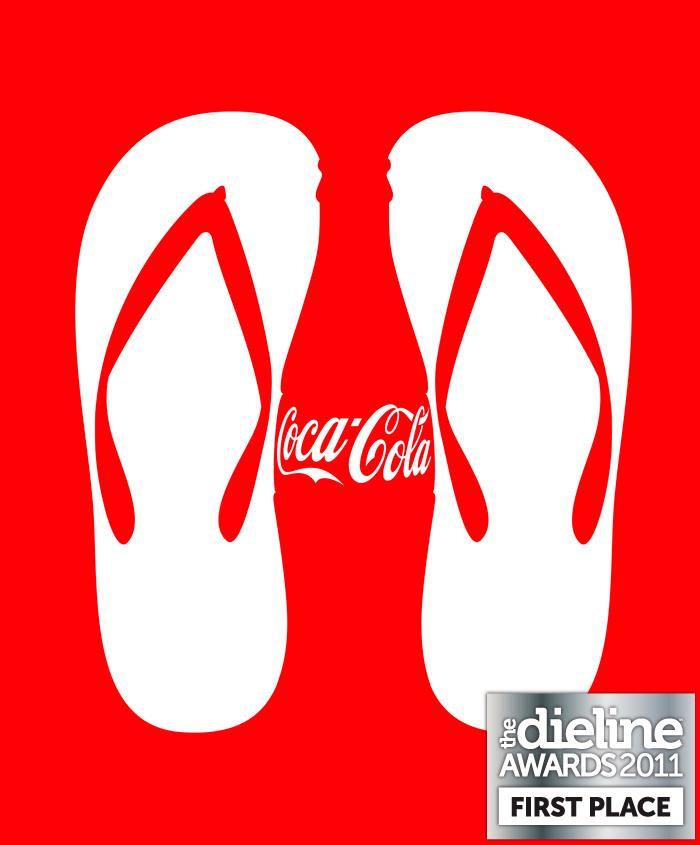 The Dieline Awards 2011: First Place - Coca-Cola Summer 2010 - The Dieline: The World's #1 Package Design Website -