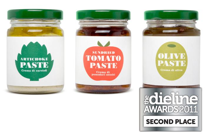 The Dieline Awards 2011: Second Place -JME - The Dieline: The World's #1 Package Design Website -
