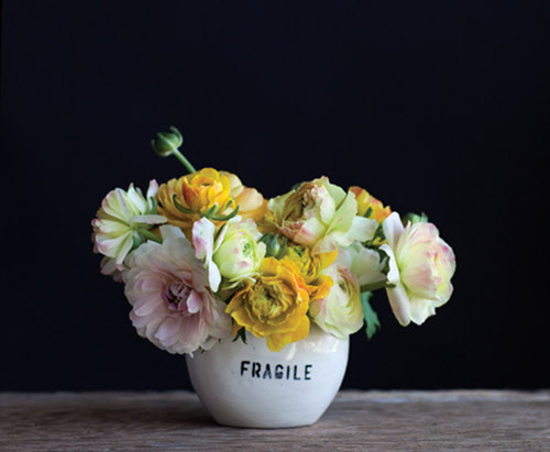 The Flower Recipe Book + Floral How-To from Studio Choo | Design*Sponge