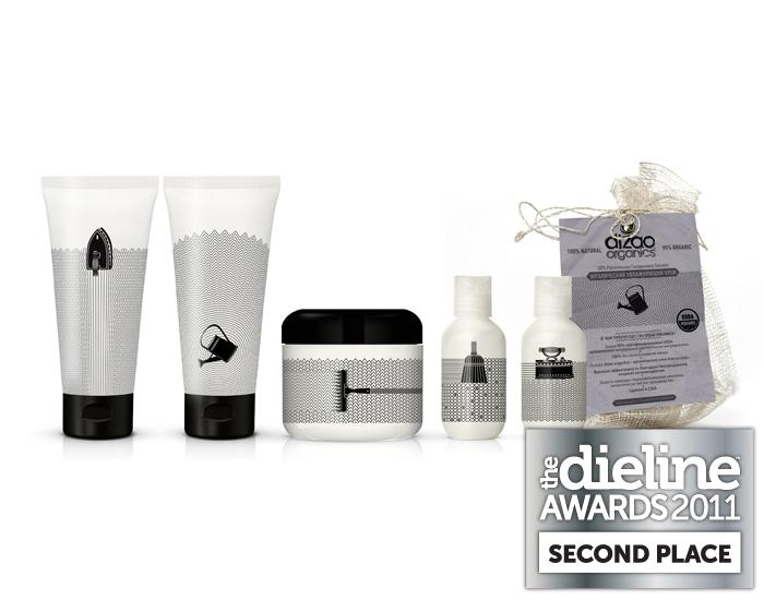 The Dieline Awards 2011: Second Place - Dizao Organic - The Dieline: The World's #1 Package Design Website -