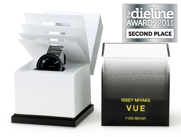 The Dieline Awards 2011: Second Place - Issey Miyake VUE - The Dieline: The World's #1 Package Design Website -