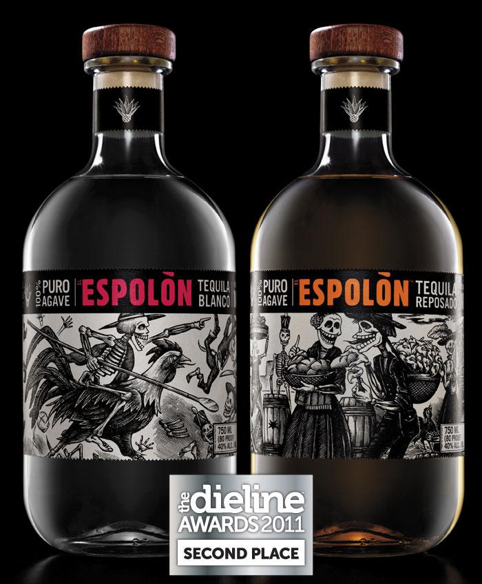 The Dieline Awards 2011: Second Place -Espolon - The Dieline: The World's #1 Package Design Website -