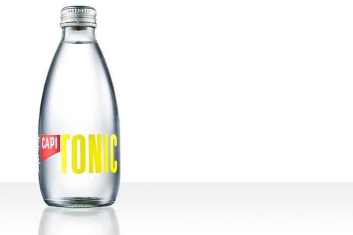 CapiSparkling - The Dieline: The World's #1 Package Design Website -