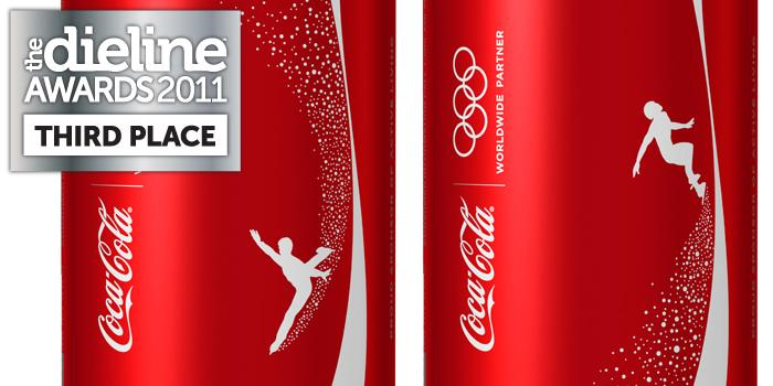 The Dieline Awards 2011: Third Place - Coca-Cola 2010 Winter Olympics Packaging and Premium - The Dieline: The World's #1 Package Design Website -