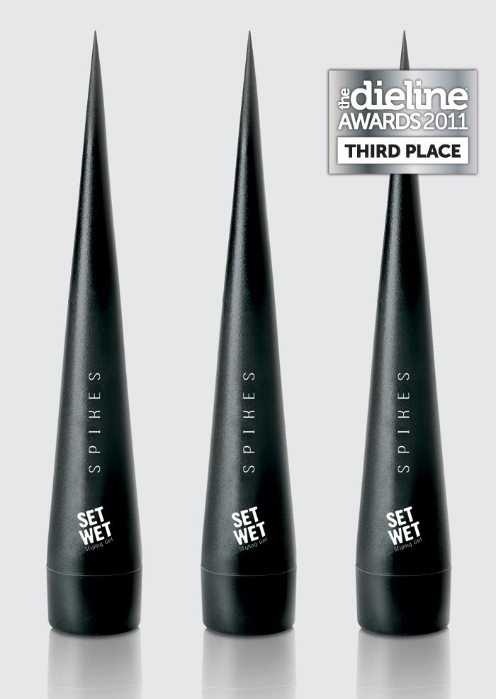 The Dieline Awards 2011: Third Place - Spikes - The Dieline: The World's #1 Package Design Website -