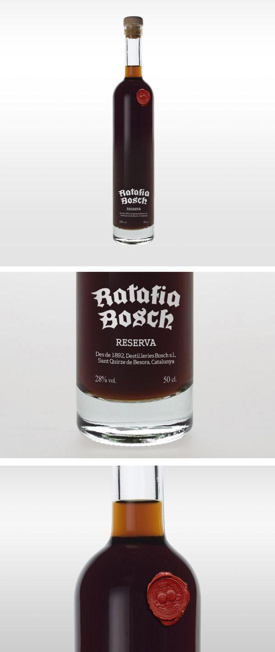 Ratafia Bosch - The Dieline: The World's #1 Package Design Website -