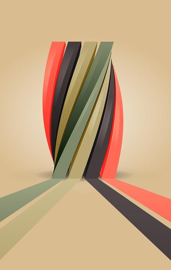 Colorful Graphic Design by DM2 – Fubiz™