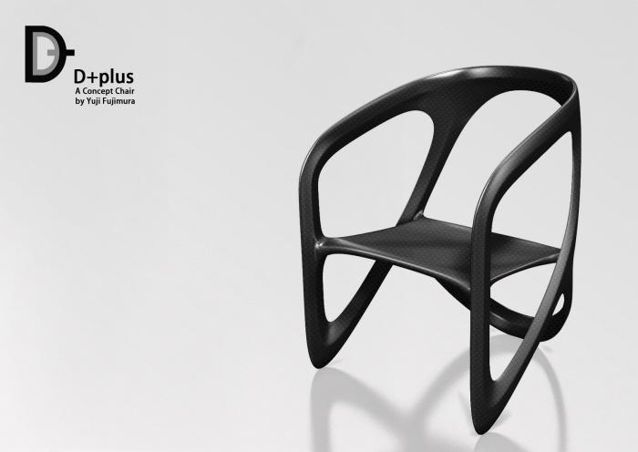 D+plus by Yuji Fujimura at Coroflot