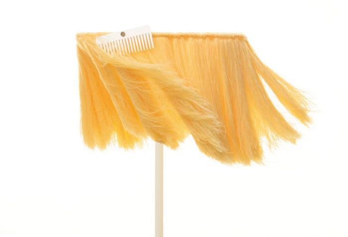 Hairy Lamp by Katarzyna Bazylczyk at Coroflot