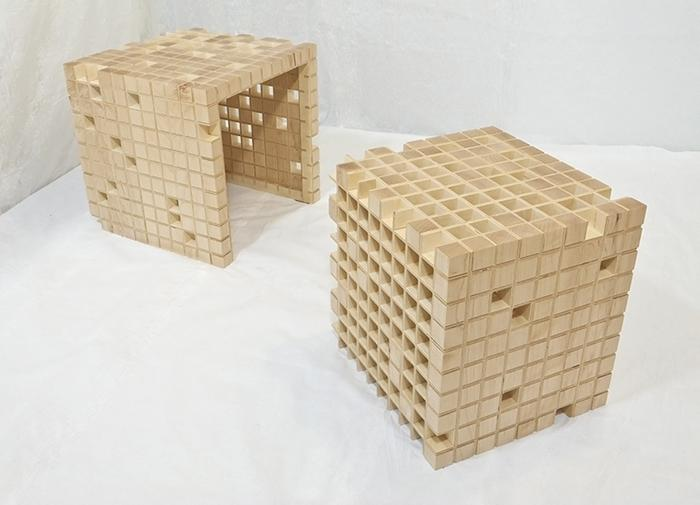 Infill Nesting Tables by Justin Richards at Coroflot
