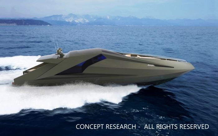 Yacht by Mauro Lecchi at Coroflot