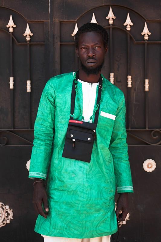 Styling in the streets of Dakar | Dazed