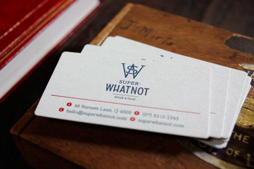 design work life » Adam Gower: Super Whatnot Printed Goods