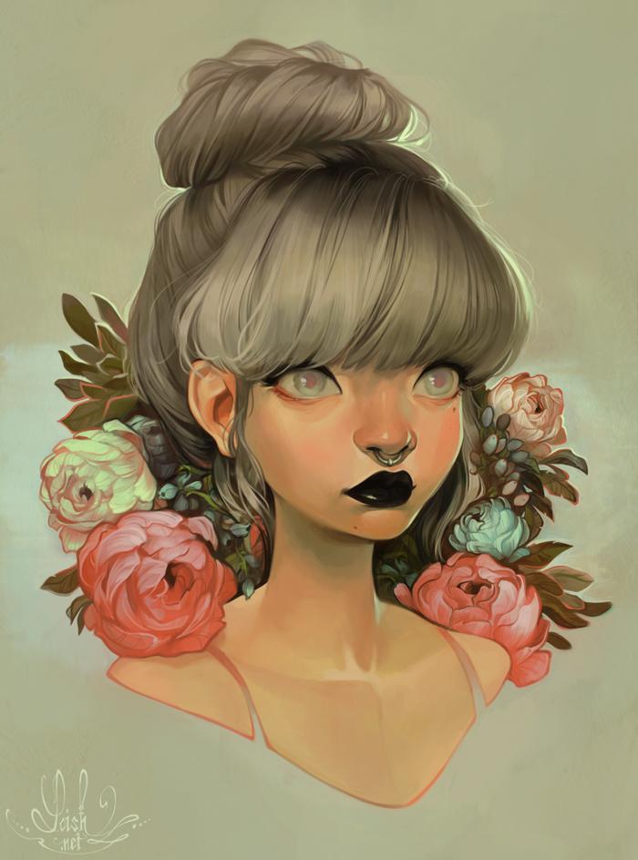 ambrosial by loish on DeviantArt