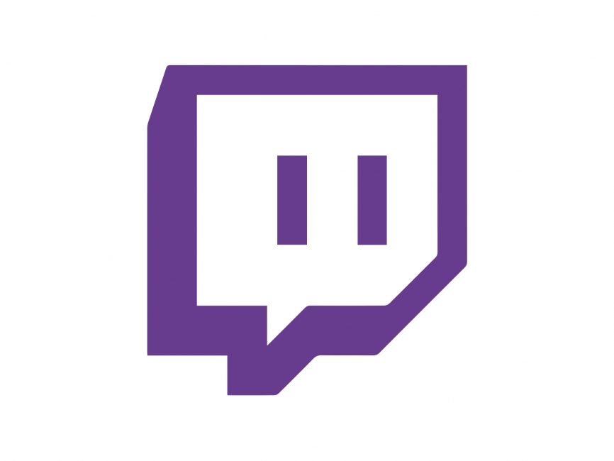 Twitch Tv Vector Logo Commercial Logos It Internet