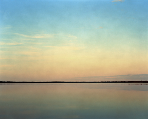 20x200 - Print Information | Gosling Lake, by Kurt Tong