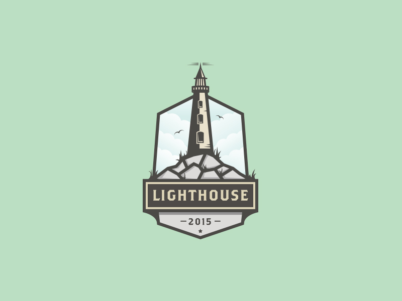 Lighthouse Fun 1 by beyondesign