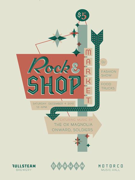 ketchup n mustard : rock & shop market