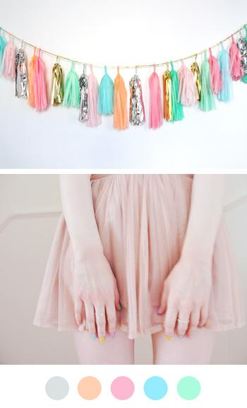 Color Collective: Fabric + Paper