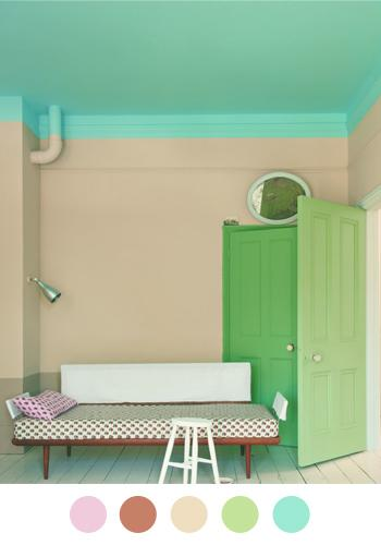 Color Collective: interiors