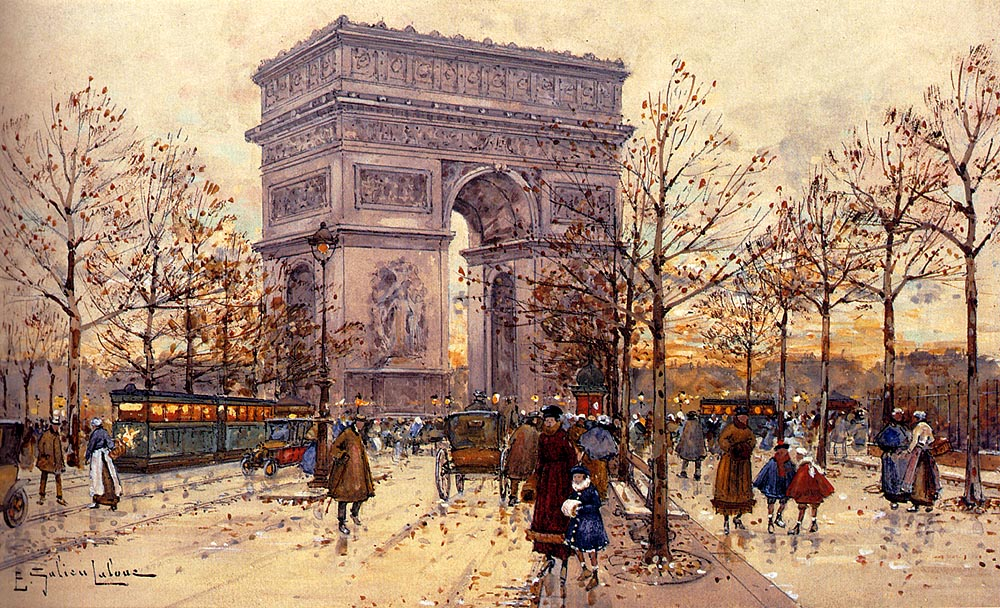 Eugene Galien-Laloue | Best Bookmarks