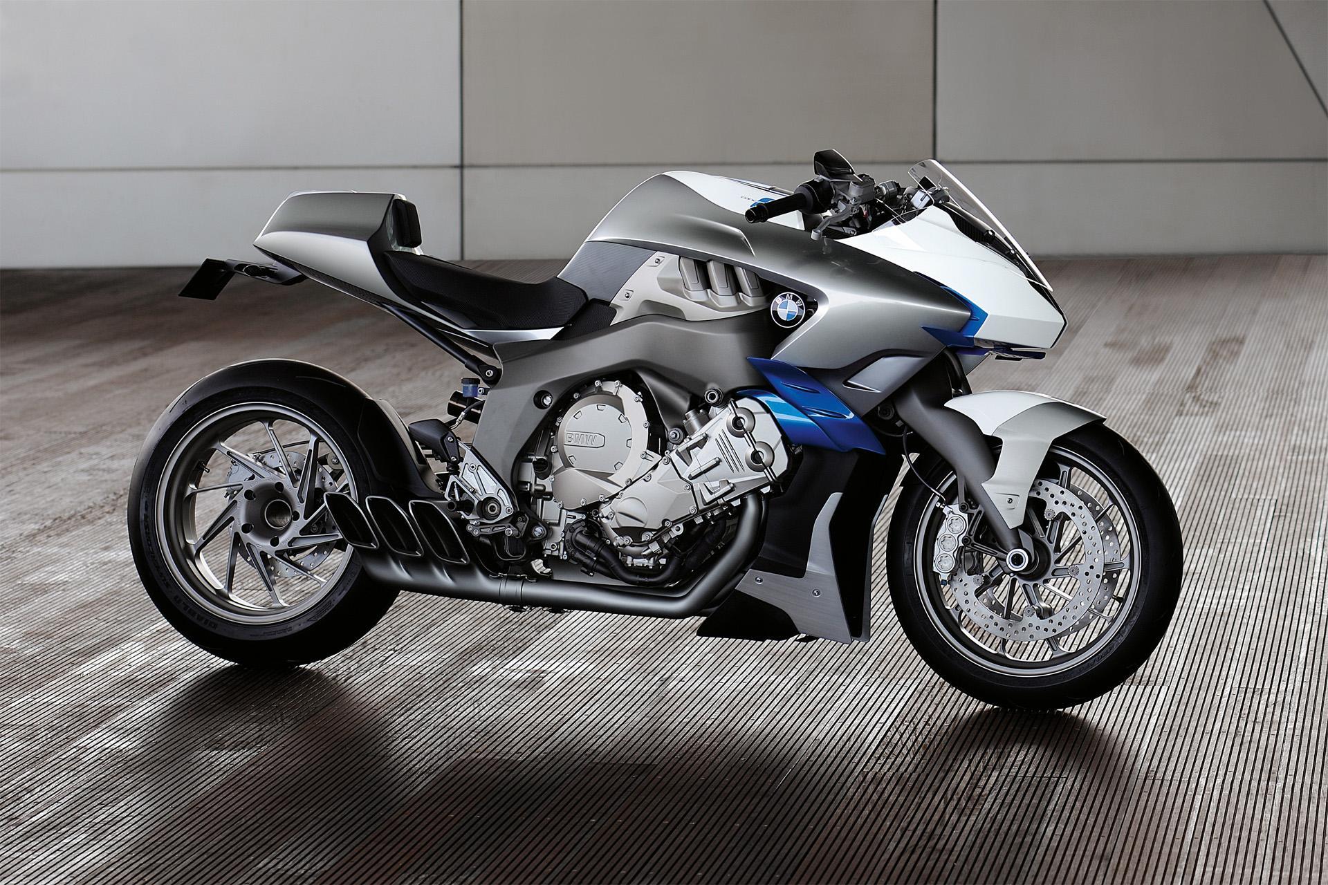 BMW Concept 6 photo #69290