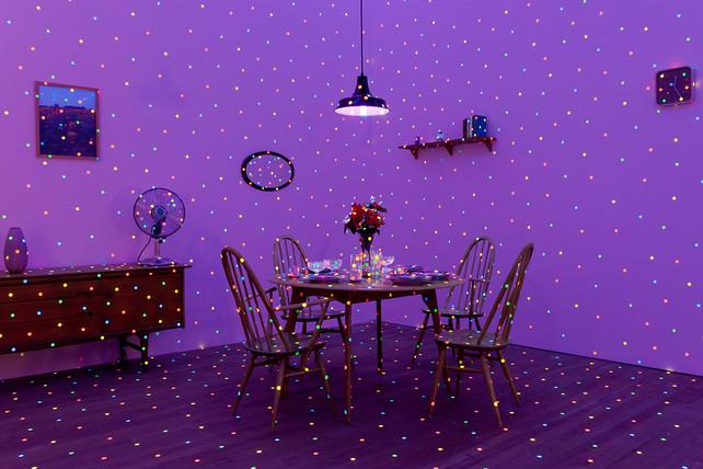 With Mirrors And LEDs, Yayoi Kusama Offers A Taste Of The Infinite | Co.Design: business + innovation + design