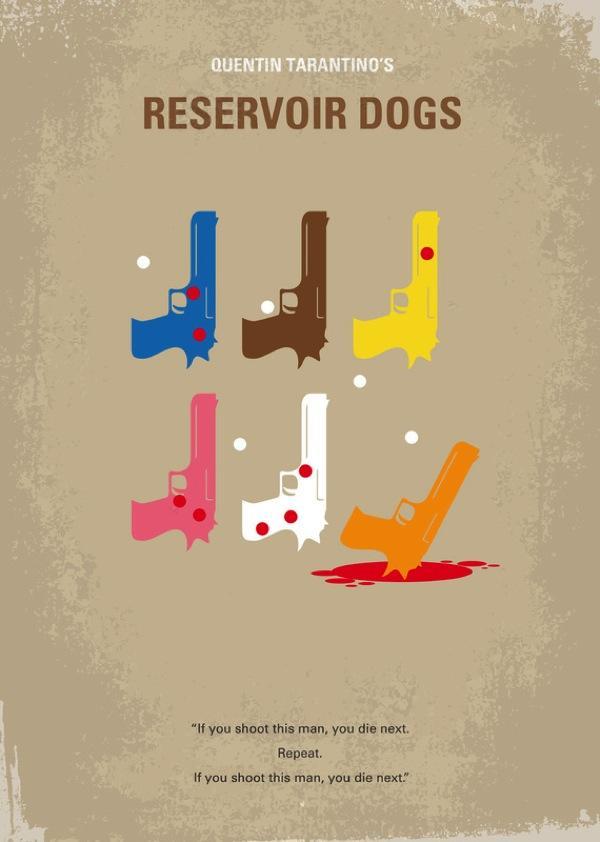 Reservoir Dogs : trfling