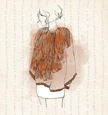 Gemma Smith Design: London College of Fashion Illustration