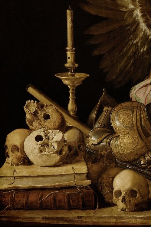 The Ancient Serpent - templeofapelles: Antonio de Pereda, (Detail)...
