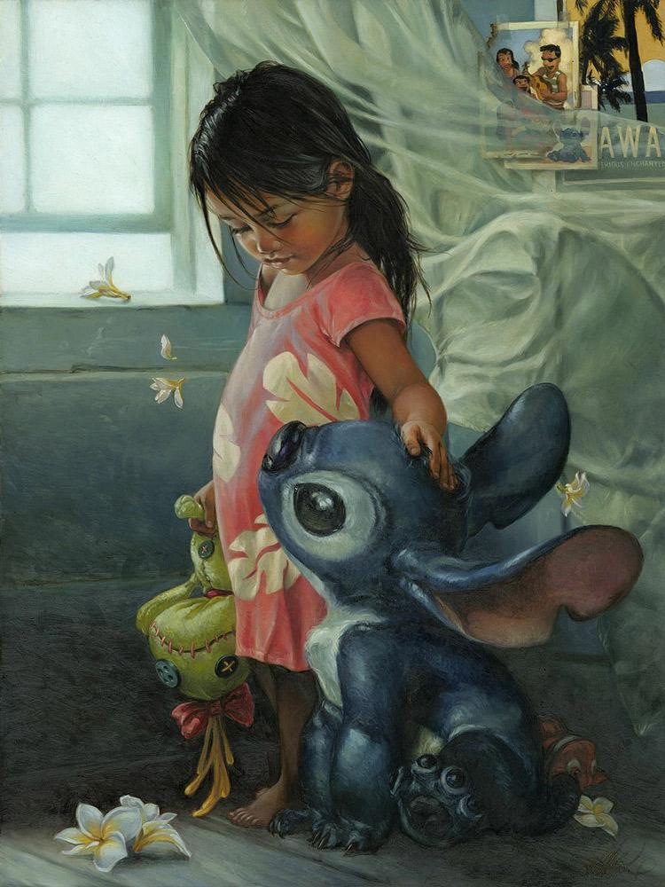 Drawings of Stitch Ohana Disney Lilo And Stitch Ohana