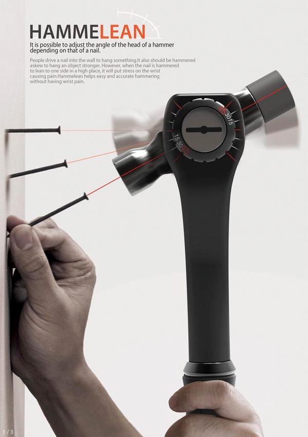Hammelean – Hammer Concept by Junki Ahn, Cho Jungin, Kim Hyeokjoon and Km Juil » Yanko Design