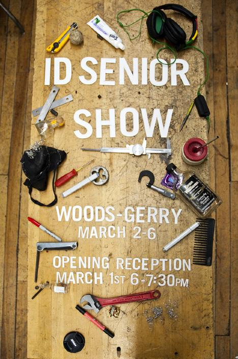 Photos from the RISD ID Senior Show 2012 - Core77