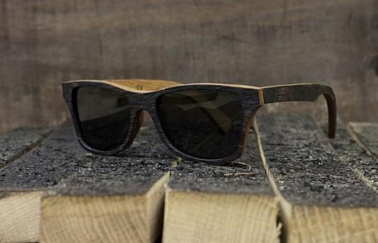Shwood Sunglasses - Bushmills Whiskey Collaboration   Selectism.com