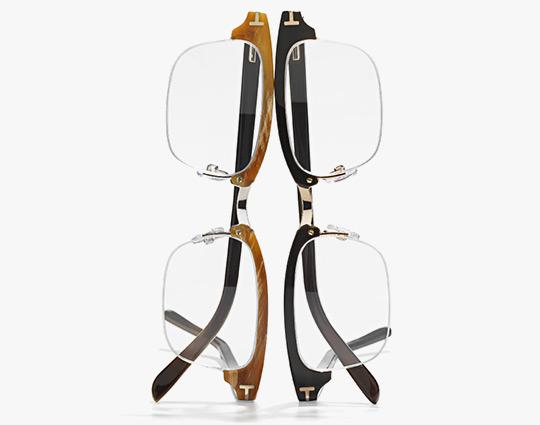 Tom Ford - Limited Edition - Eyeglasses - FW2012 | Selectism.com