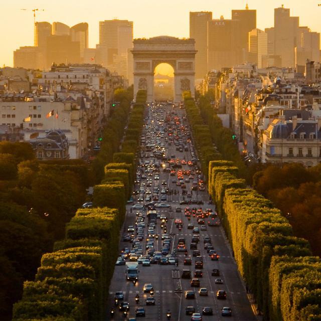 Fancy - Champs-Élysées @ Paris