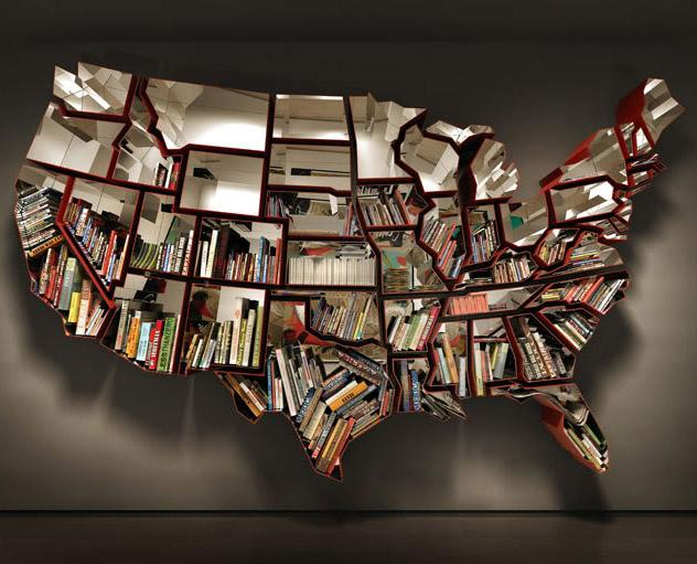 Fancy - United States BookShelf