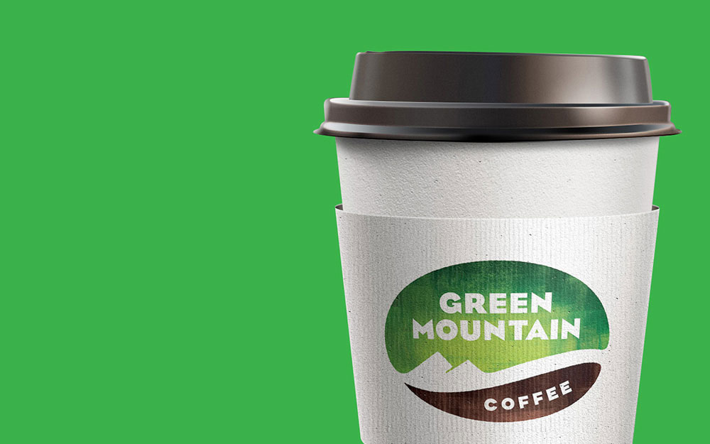 Brand New: New Logo and Packaging for Green Mountain Coffee by Prophet