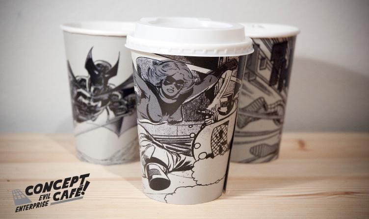 –Concept Café : Mikael Fløysand