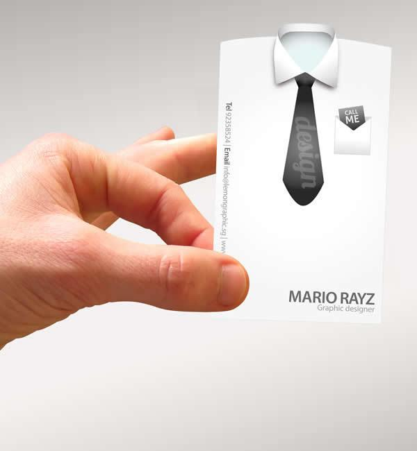 58 Die Cut Business Cards: Designs To Die For | You the Designer