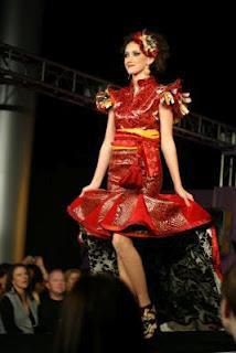 Julie's Thoughts: IIDA Fashion Remix
