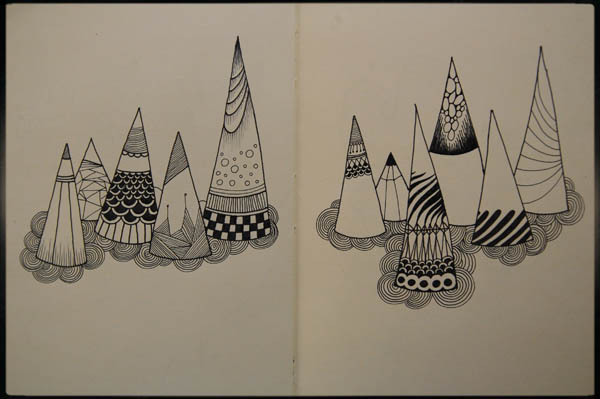 Prgrss (moleskine) on