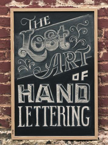 Typeverything.com The Lost Art. - Typeverything