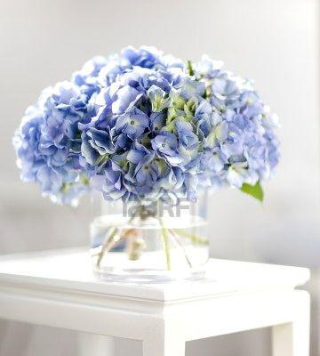 Flowers / Hydrangea Bouquet Royalty Free Stock Photo, Pictures, Images And Stock Photogra