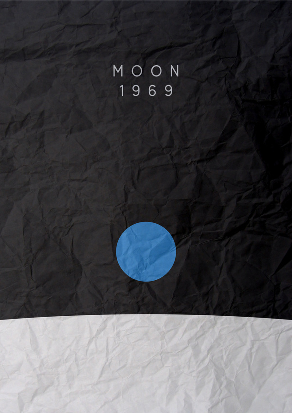 Minimalist Posters of Historical Events