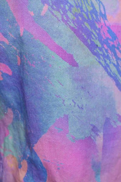 Textile in Abstract Pantones