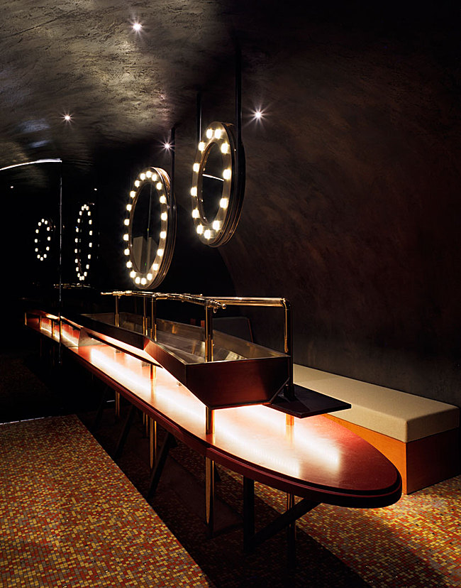 Inside David Lynch's Paris nightclub | Gallery | Archinect