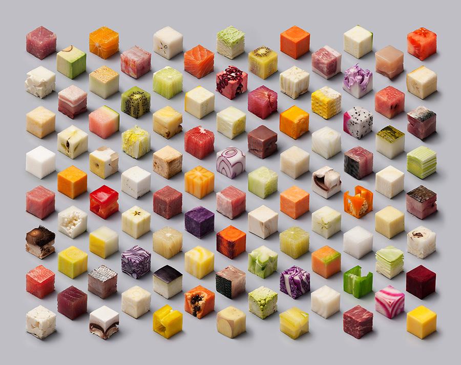 Cubes by Lernert & Sander - artnau   artnau